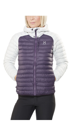 Haglöfs Essens Mimic Hood Women acai berry/haze